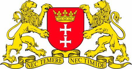 Gdańsk herb miasta